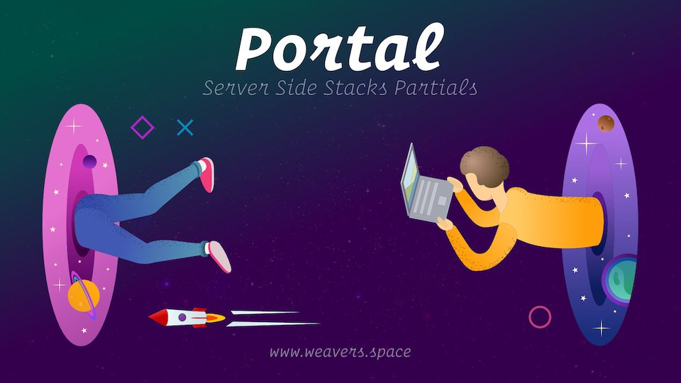 Portal Stack for RapidWeaver